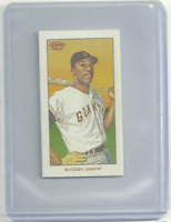 2020 Topps T206 Series 5 Willie McCovey Sweet Caporal San Francisco Giants HOF