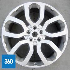 """1 X Genuino Range Rover Vogue 22"""" 5 Split habló estilo 6 Aleación Rueda LR037747"""