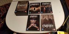 BOARDWALK EMPIRE the complete 1-2-3-4 seasons dvds