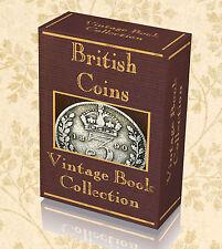 240 Rare Books on DVD Ancient British Coins Tokens Medal Saxon Roman England 235
