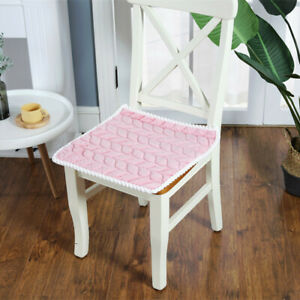 Indoor/Outdoor Cushion Seat Chair Pad with Ties Garden Dining Yard Patio Office