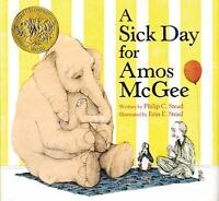 A Sick Day For Amos Mcgee: By Philip C. Stead