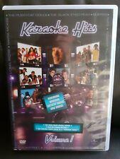 DVD - Karaoke Hits - Volume 1 - 16 Toppers.