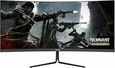VIOTEK GNV29CB 29-Inch Curved Gaming Monitor Ultrawide 120Hz VA Panel FreeSync