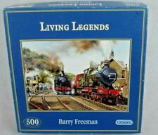 Gibsons 'Living Legends' 500 Piece Jigsaw Puzzle by Barry Freeman