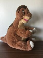 1988 GUND JCPenney The Land Before Time Little Foot Dinosaur Stuffed Plush Y