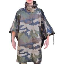 PONCHO RIPSTOP CAMOUFLAGE OTAN CE - TAILLE UNIQUE - NEUF