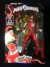 RED POWER RANGER Ninja Storm Build DINO MEGAZORD RANGERS LEGACY COLLECTION NISB!
