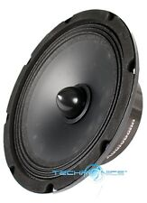 "AUDIOBAHN AMR80H 8"" 8 OHM MID RANGE CAR AUDIO STEREO SPEAKER DRIVER"