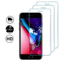 """3 Film Protection Écran Verre Trempé Bord Incurvé pour Apple iPhone 8 Plus 5.5"""""""