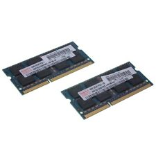 8GB PC3-10600S 204-Pin DDR3 Laptop RAM Memory 2 x 4GB Sodimm Hynix