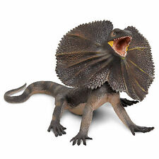 Frilled Lizard Incredible Creatures Figure Safari Ltd NEW Toy Educational
