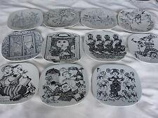 Unboxed Stoneware 1960-1979 Scandinavian Art Pottery