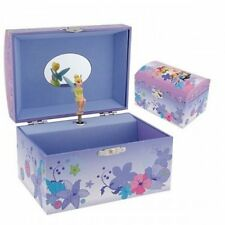 Disney Faries Trinket Box (Purple)