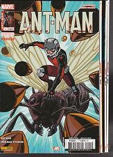 ANT-MAN N° 1 à 4 Panini Marvel 4 COMICS SERIE COMPLETE