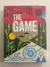 THE GAME by Steffen Benndorf BRAND NEW All New Art Work SHIPS QUICKLY Card Mind