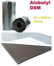Dämmungsset Dämmmaterial | Alubutyl 25x400cm | DSM 10mm | Cuttermesser |