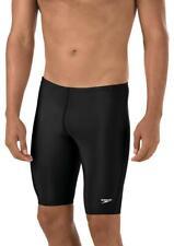 Speedo Mens Pro Lt Jammer Swimsuit Short Size 24 Black FAST SHIP! E17