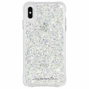 New Case-Mate Twinkle Iridescent Sparkle Case STARDUST For Apple  IPHONE XS MAX