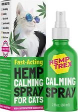 Calming Spray for Cats and Dogs with Pheromones (60Ml) 2oz Natures Miracle