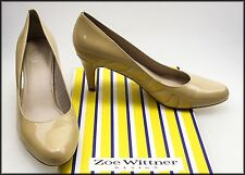 Wittner Patent Leather Pump, Classic Heels for Women