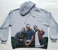 """Paid in Full """"you tough right?!"""" Hoody sweatshirt classic hip hop movie gangster"""