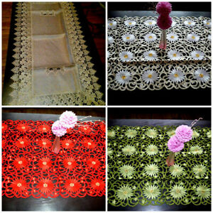 Tablecloth for coffee table size 120cm-60cm(47f-24f)
