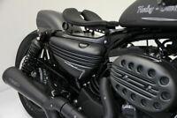 BOBBER SERBATOIO OLIO DELLA BATTERIA FIANCHETTI 14+ Harley Davidson Sportster Ni