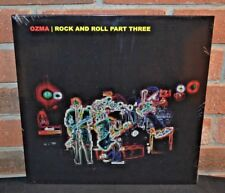 OZMA - Rock And Roll Part Three, Limited RED/YELLOW SPLIT LP New & Sealed