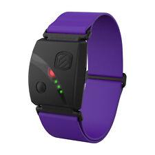 Scosche Rhythm 24 Heart Rate Monitor Purple