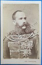 Carte de Visite, KAISER FRANZ JOSEPH I. VON ÖSTERREICH, Foto, Habsburg, CDV!