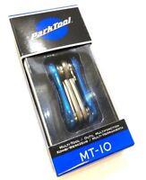 Park Tool MT-10 Mini Folding Multi-Tool Road MTB Bike Repair Keychain