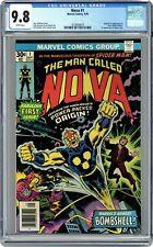 Nova #1 CGC 9.8 1976 1618400010 1st app. Nova