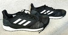 Adidas Solar Glide ST Boost Men's Running Shoes - Black size 11.5