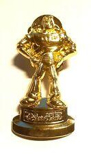 Disney Pins : Disneyland Hong Kong : Buzz Lightyear in Gold large pin
