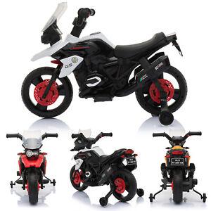 Kids 6V Battery Motorbike Motorcycle Motocross BMW 1200GS Bike Ride On Car