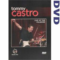 Tommy Castro - Live At The Fillmore [DVD] [2000][Region 2]
