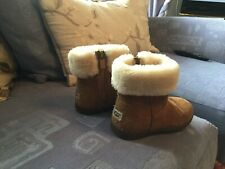 Girls Tan Ugg Boots Uk Size 9