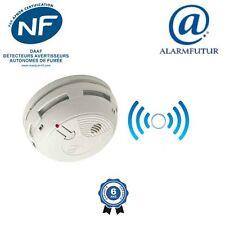 Détecteur de fumée pour alarme sans fil  ATEOS  Normalisé : NF-292 & CE/EN14604