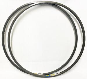 Mavic REFLEX 700c Tubular (Sew-Ups) 32h w/eyelets, presta valve Rims  2 (1 pr)