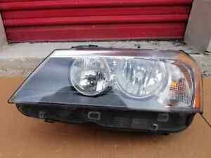 2011 2012 2013 2014 BMW X3 OEM LH Halogen Headlight Left Driver side