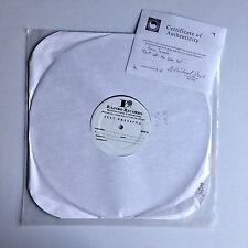 Kevin Seconds DON'T LET ME LOSE YA Test Press LP ViNYL RECORD 7 Seconds