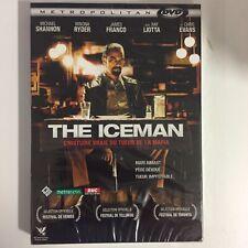 The Iceman Michael Shannon Winona Ryder James Franco dvd neuf sous blister c12