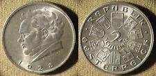 Austria : 1928 2 Sch.   BU  #2843   IR3726