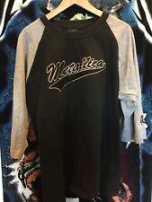Metallica Baseball styled jersey tshirt rare oop vintage quarter sleeve