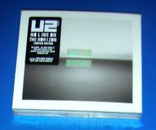 U2, No Line On The Horizon, Limited Ed, digipack, 32 page booklet, poster,SEALED