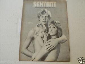 ADULT MAG SEKSTANT SEXTANT 1969 NO 10 TROUWEN IS BOUWEN,HENRI KNAP,VELDHOEN