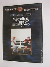 WB - ARCHIVE COLLECTION  - Wrestling Ernest Hemingway (1993) (DVD, 2009) FREE SH