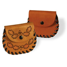POCKET COIN HOLDER - LEATHER KIT by TANDY
