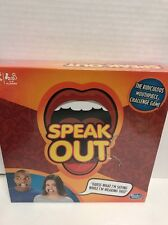 2017 Family New Funny Speak Out Board Game. Fun For The Whole Family